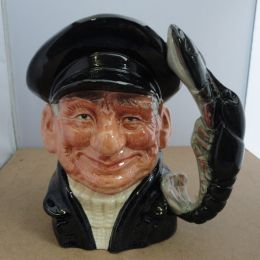 Royal Doulton Character Jug 'Lobster Man'