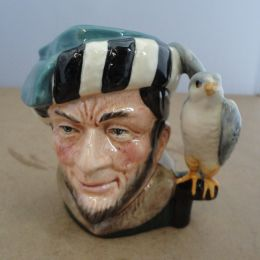 Royal Doulton Character Jug 'Falconer'