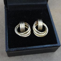 Ear Rings 9ct Gold hoops