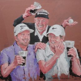Mitch McDade - 'Our Golfers'