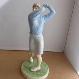 Coalport Figure 'Ladies Day'