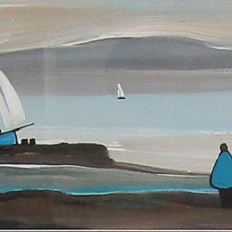 J P Rooney - Sailing Day