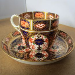 Royal Crown Derby Cup & Saucer