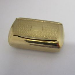 Snuff Box - 9c Gold