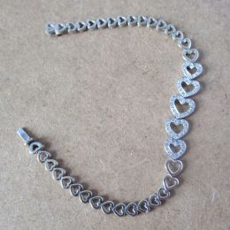 Bracelet 18ct White Gold - Diamonds