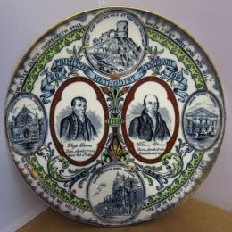 Plate - Primitive Methodist Centenary