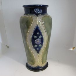 Royal Doulton Vase - Art Nouveau