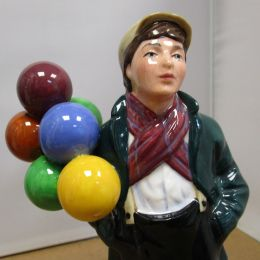 Royal Doulton Figure  'Balloon Boy'  HN2934