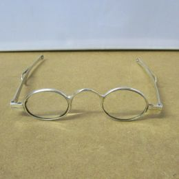 Silver Wig Spectacles - B'ham 1824