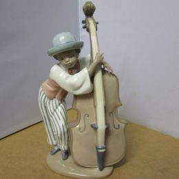 Lladro Jazz Bass