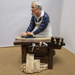 Royal Doulton Figure  'The Carpenter'  HN2678