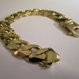 Bracelet Gents 9ct Gold