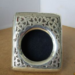 Silver Pocket Watch Holder - Chester 1898