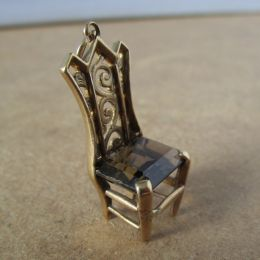 Charm 9ct Gold - Chair