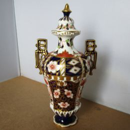 Royal Crown Derby - Lidded Urn