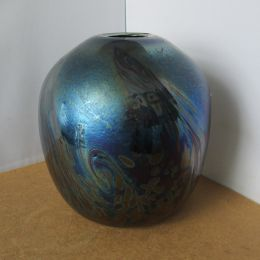 John Ditchfield 'Glasform' Vase