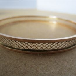Slave Bangle - 9ct Gold