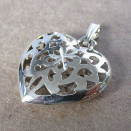 Pendant Heart - 18ct Gold