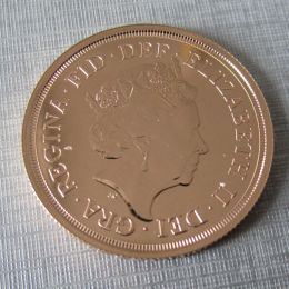 Double Sovereign 22ct Gold  - 2020