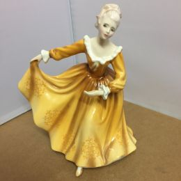 Royal Doulton Figurine  - 'Kirsty'   HN2381