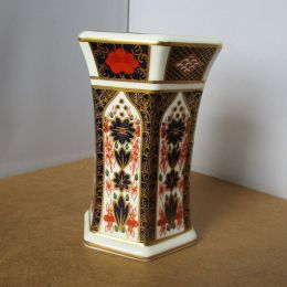 Royal Crown Derby Imari Vase