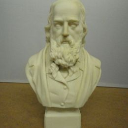 Robinson & Leadbeater Bust 'Tennyson'