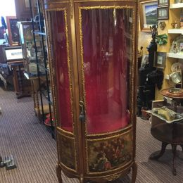Display Cabinet French 2nd Empire