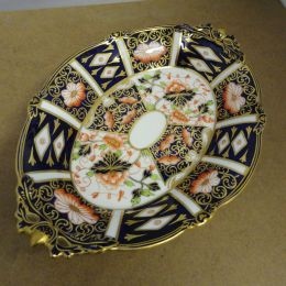Royal Crown Derby Imari Plate
