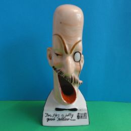 Grotesque Head Ash Tray  c.1920