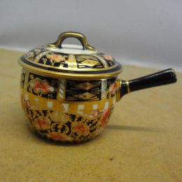 Royal Crown Derby - Saucepan